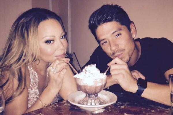 Mariah Carey e Bryan Tanaka estão de volta (Foto: Reprodução/Instagram)