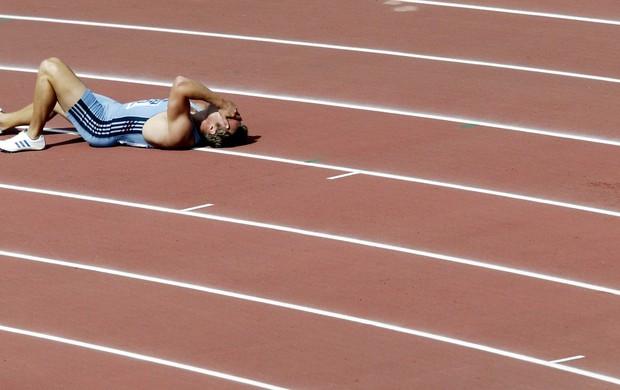 Lesão corrida (Foto: Getty Images)
