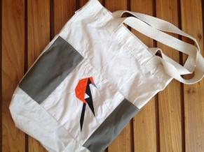 Ecobags: Sacolas ecológicas retornáveis de tecido (Foto: Divulgação)