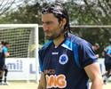 Sem ter empréstimo renovado,  Farías volta ao Cruzeiro para treinar