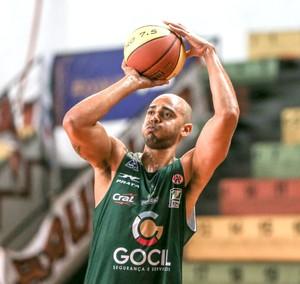 Jefferson William, Bauru Basket, treino (Foto: Caio Casagrande / Bauru Basket)