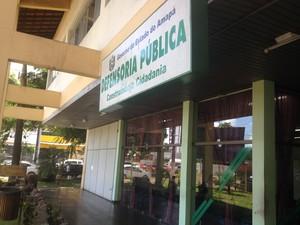 Defensoria do Amapá trabalha com 92 advogados comissionados (Foto: Abinoan Santiago/G1)