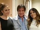 Jennifer Lopez canta em português em dueto com Roberto Carlos; ouça!