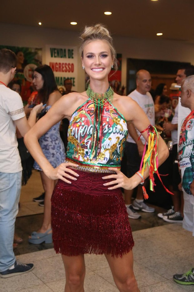 Renata Kuerten (Foto: Daniel Pinheiro/AgNews )