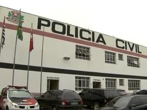 Caso foi encaminhado para o 7º DP de Santos (Foto: Reprodução / TV Tribuna)