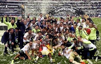 América conquista a Champions da Concacaf e vai ao Mundial de Clubes