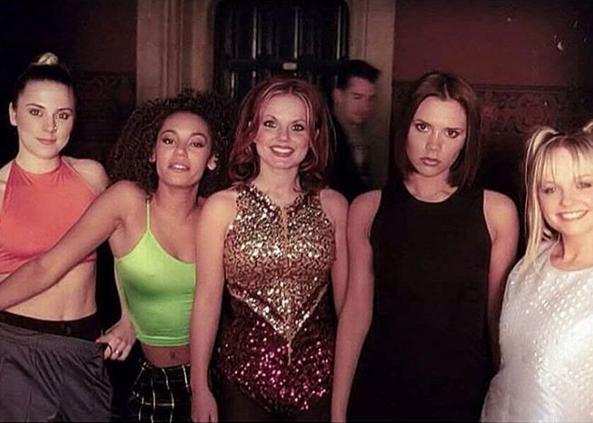 Spice Girls (Foto: Reprodução/ Instagram)