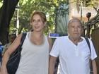 Stênio Garcia e Marilene Saade vão prestar queixa nesta quinta no Rio