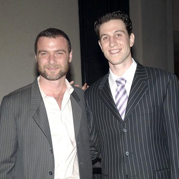 Liev e Pablo Schreiber (Foto: Getty Images)