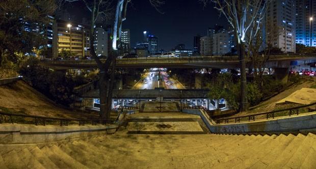 Mirante 9 de Julho (Foto: Frederico Evaristo)