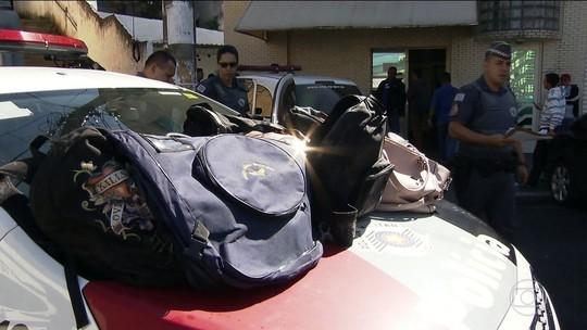 Ladrões fazem arrastões e um bombeiro civil morreu após ser baleado em Carapicuíba