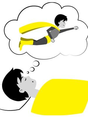 sonhos; ilan (Foto: ilustração: Tiago Gouvêa)
