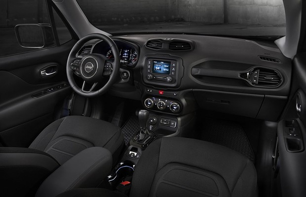 Jeep Renegade Dawn of Justice Special Edition (Foto: FCA)