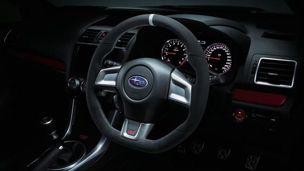 Subaru WRX STI S207 (Foto: Divulgação)