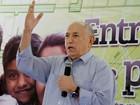 De olho nas eleições, governador Siqueira Campos anuncia renúncia