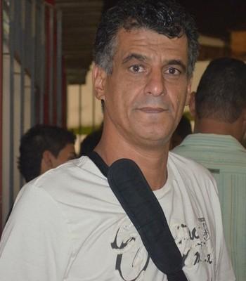 Quintino Barbosa ficou satisfeito com o empate sem gols (Foto: João Áquila/GLOBOESPORTE.COM)