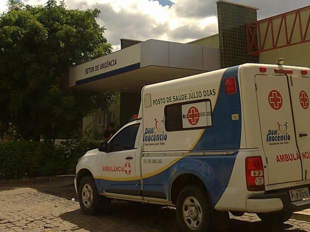 Acidentados de várias cidades chegam ao hospital de São Raimundo Nonato (Foto: Manoel de Sá/Arquivo Pessoal)