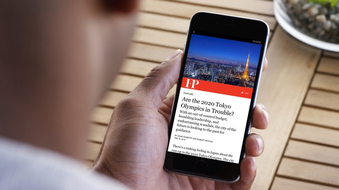 Facebook anunciou novo plugin para o WordPress que transforma posts em Instant Article (Foto: Divulgação/Facebook)