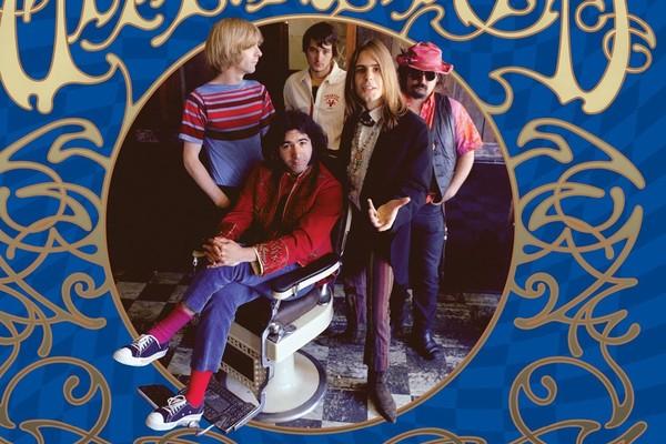 Ron, à direita, de chapéu, e o The Grateful Dead (Foto: Divulgação)