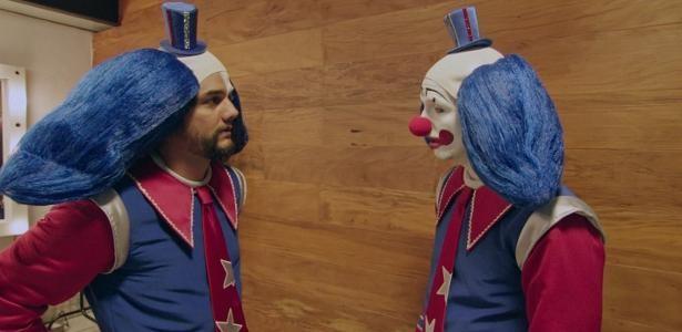 Wagner Moura e Vladimir Brichta brigam por papel em 'Bingo - O Rei das Manhãs' (Foto: reprodução/Instagram)