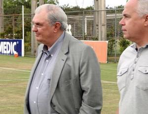 Gilvan, Presidente do Cruzeiro (Foto: Leonardo Simonini / Globoesporte.com)