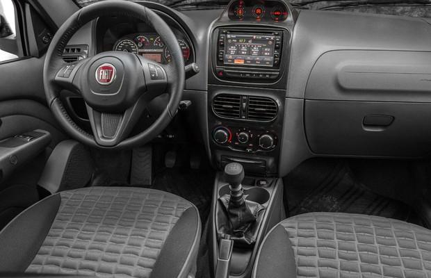 Fiat Strada SE Extreme (Foto: Divulgação)