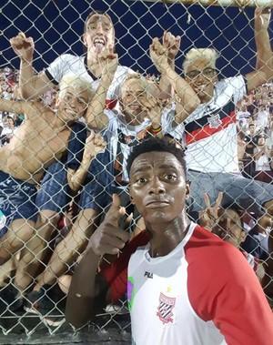 Brendon, jogador do Paulista (Foto: Reprodução/Facebook Paulista)