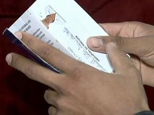 Carteira de Trabalho (Foto: Reprodução Globo News)
