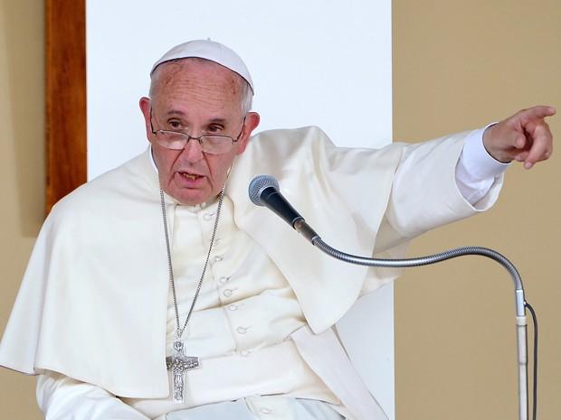 G1 Papa Diz Que Fabricantes De Armas Não Podem Se Dizer Cristãos