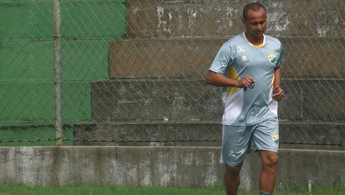 Jaelson Coruripe (Foto: Viviane Leão/GloboEsporte.com)
