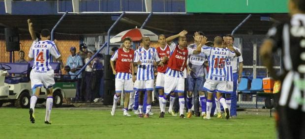 avaí figueirense (Foto: Jamira Furlani / Avaí FC)