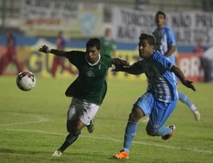 Icasa foi valente e conseguiu dois gols valiosos (Foto: Paulo Akira / O Liberal)