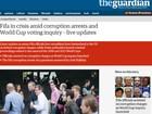 Jornal britânico 'The Guardian' cortará 20% dos custos