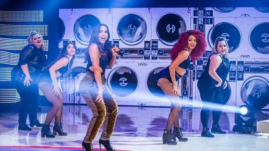 Bailarina 'plus size' de Anitta já venceu o 'Se Vira nos 30'; relembre