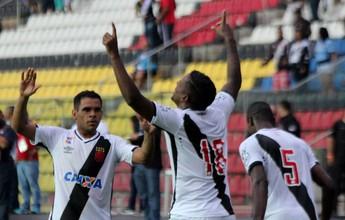 Thalles sai do banco para dar vitória importante ao Vasco sobre o Paraná