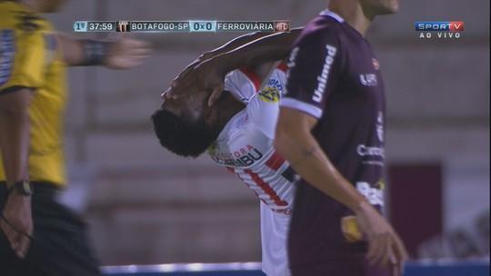 Bota e Ferroviária empatam, Tricolor avança e AFE segue na elite paulista