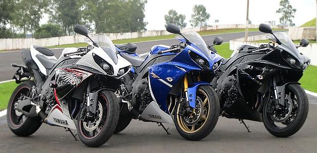 Esportiva tem três opções de cores: branca, azul e preta (Foto: Rafael Miotto / G1)