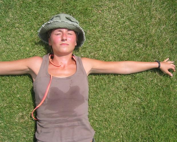 Como aliviar a sensação com as altas temperaturas deste verão? (Foto: Divulgação / Banco de Imagens)