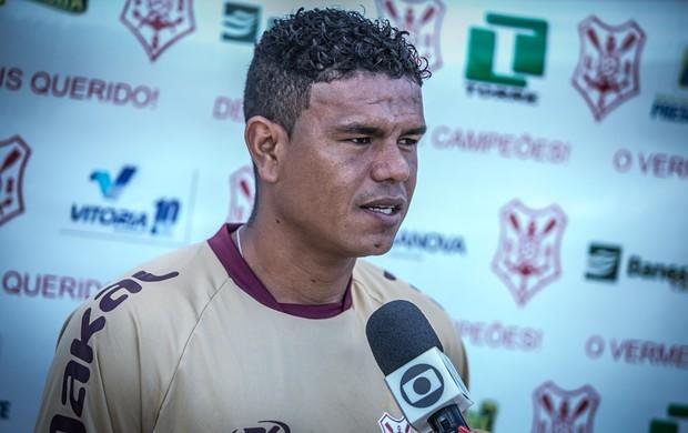 Parral é um dos destaques do time na temporada (Foto: Filippe Araújo/FSF)