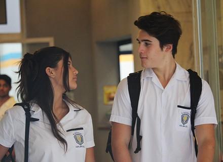 Lívia fala mal de Luciana para animar Rodrigo