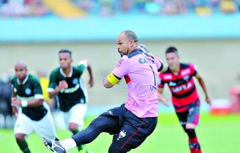 Após 10 anos no Atlético-GO, goleiro Márcio acerta com o rival Goiás