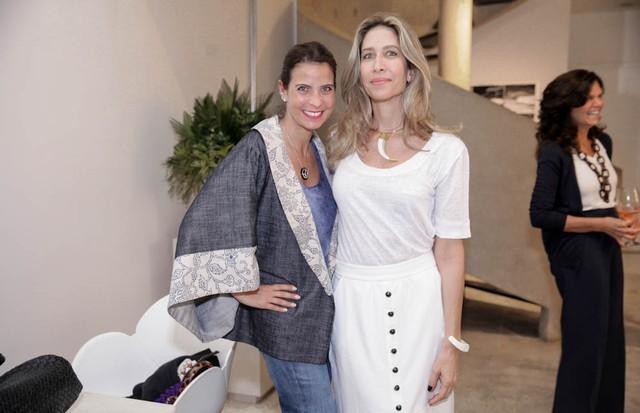 Adriana Bittencourt e Ana Raia (Foto: Midori De Lucca)