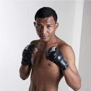 Naldo Silva, lutador de MMA (Foto: Arquivo Pessoal)