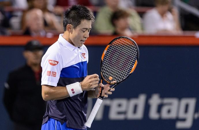 Kei Nishikori Masters 1000 Montreal (Foto: Getty)