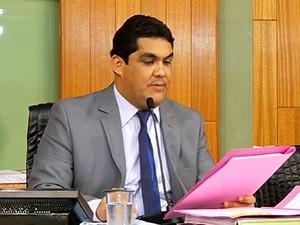 Márcio Nobre é citado em representação do MPE (Foto: TV Integração/Reprodução)