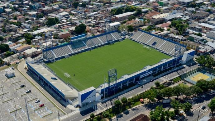 Estádio da Colina Manaus (Foto: Alex Pazuello / Agecom)