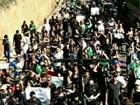 Diocese de Colatina sai às ruas em protesto pelo Rio Doce