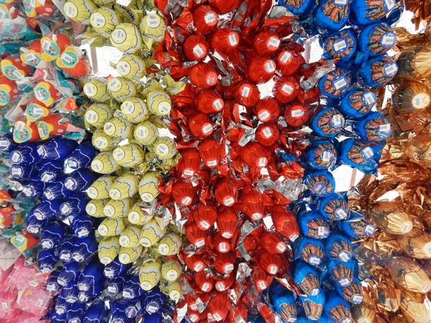 G1 Ovos De Páscoa São Comercializados A Partir De R 559 Em Boa