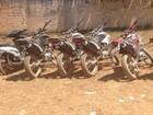 Polícia prende suspeitos de roubar  motos em Canaã dos Carajás, no PA