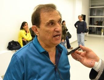 Marquinho Chedid é presidente do Bragantino (Foto: Filipe Rodrigues)